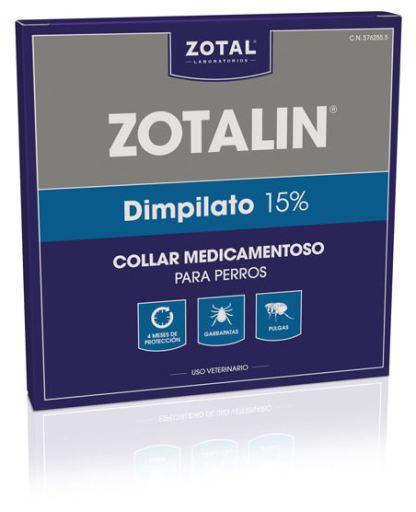 collier Antitparasitario 62 cm Zotal