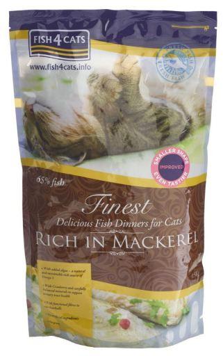 Finest Fish4Cats Maquereau 1.5 Kg Fish4Cat