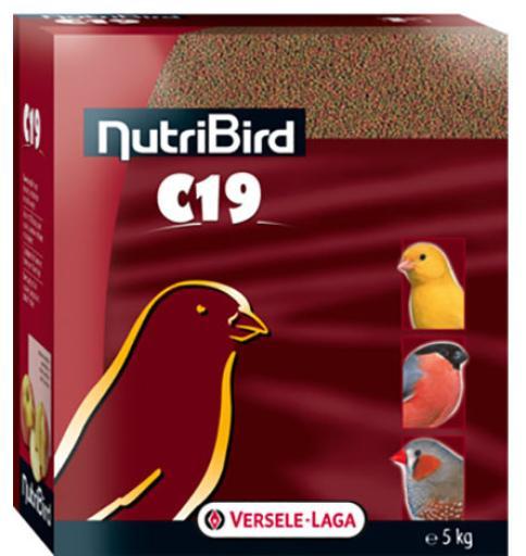 Nutribird C19 Élevage