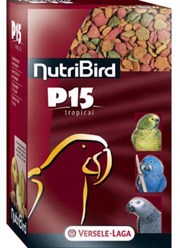 Nutribird P15 Tropical Maintenance