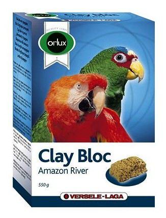 Clay Bloc Amazon River Bloc d'Argile du Fleuve Amazone