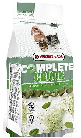 Crock Complete Herbs Rodents' Sanck