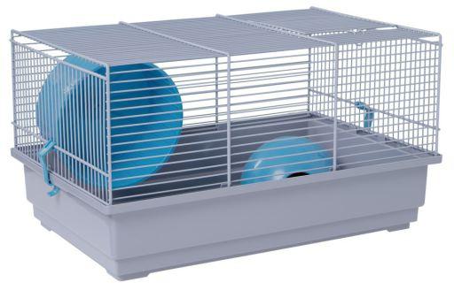 Cage pour Hamsters Russes 113 Grise Voltrega