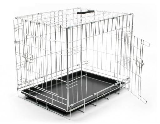 duvo-cage-metallique-piable-2-portes-62-x-44-x-50cm