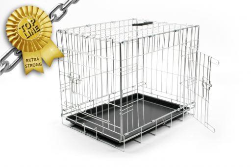 duvo-cage-metallique-piable-2-portes-107-x-71-x-77cm