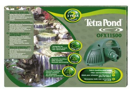 Pompe TetraPond Filt. OFX11500 Tetra