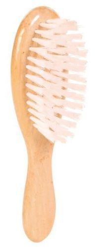 trixie-brosse-chats-bois-poils-nylon-5x18-cm
