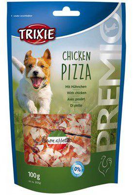 Snack Prix Chicken Pizza 100 gr Trixie