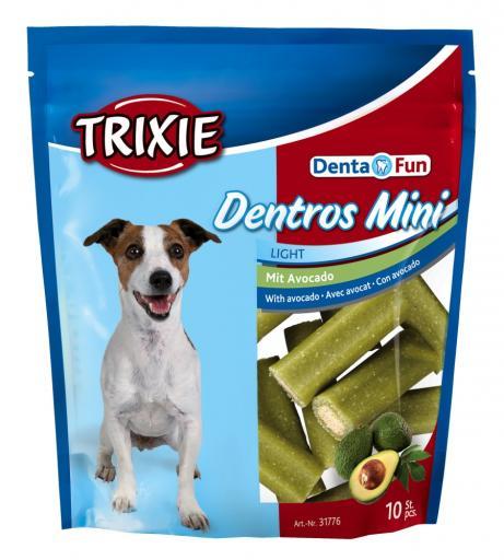 Dentros-Mini Denta Fun avec Avocat 140 gr Trixie