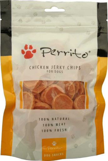 Perrito Chicken Jerky Chips Dog Treats SALE ITEMS