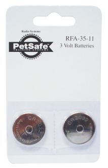 Batterie de Litio 3V Pack de 2 Petsafe