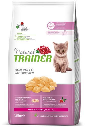 Natural Kitten Poulet 1.5 Kg Trainer