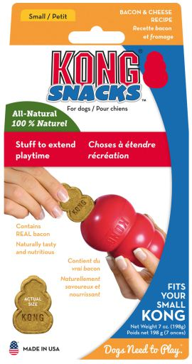 Snack Stuff`n Bacon et Fromage Mini KONG