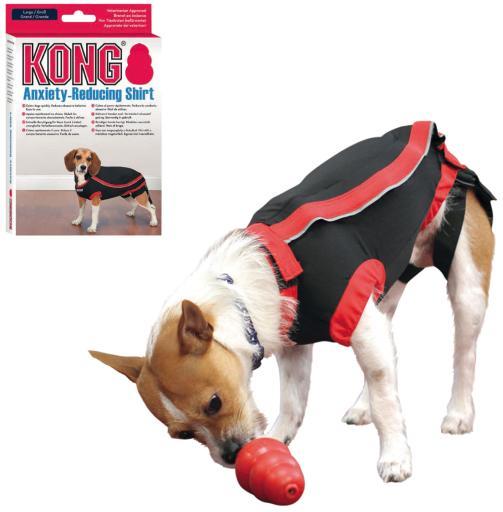 Kong Anxiety Reducing Shirt XL KONG