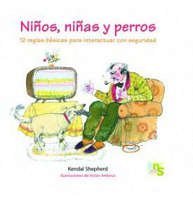 Niños, Niñas Y Perros [Garçons, filles et chiens] KNS Ediciones
