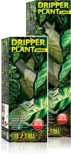 Exo Terra Dripper Plant (Système Goutte-à-goutte) L Exo Terra