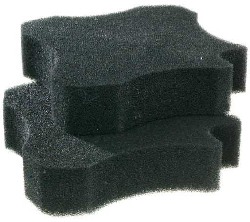 Bluclear Carb.sponge 19.5x18.5x4.5 cm Ferplast