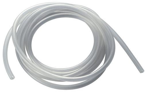 Silicone tube Blu 9098 Transp