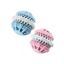 Pa 6586 Rubber Ball F Teeth 8x8x8 cm Ferplast
