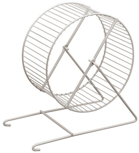 Hamsters roue 28 en rotation 24x25-20.5 cm Ferplast