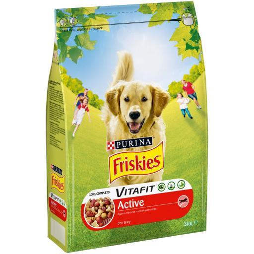 Active Viande 10 KG Friskies