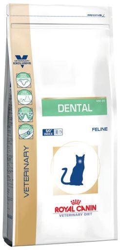Nourriture Feline Dental 3 Kg Royal Canin