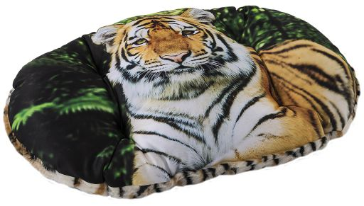Relax P Cuscino Tiger 55x36 cm Ferplast