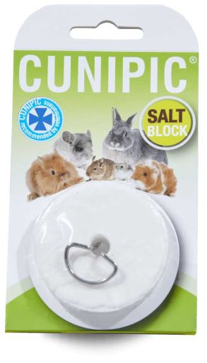 Bloc de Sal pour Rongeurs Cunipic