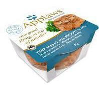 Cat Tasty Tranche Thon/Anchois 70 GR Applaws