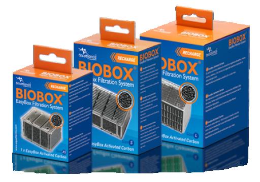EasyBox Charbon Activé Biobox S Aquatlantis