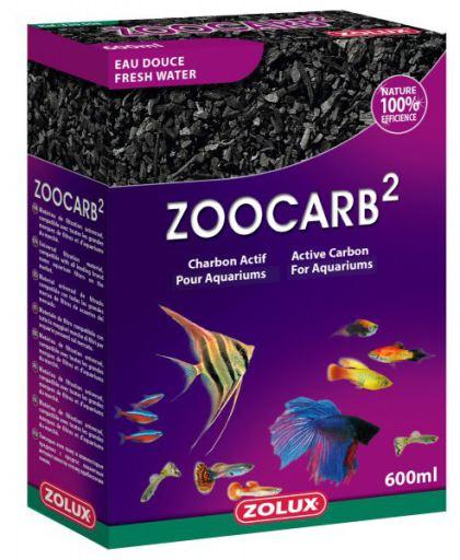 Zoocarb2 Charbon Végétal 600 ml Zolux