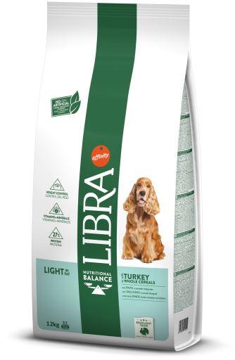 Cibo Secco per Cani Adult Light di Tacchino e Cereali Integrali