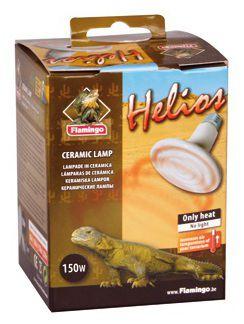 Lampe en céramique hélios pour reptiles Flamingo