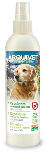 Répulsif Naturel avec Citronelle 250 ml 250 ml Arquivet