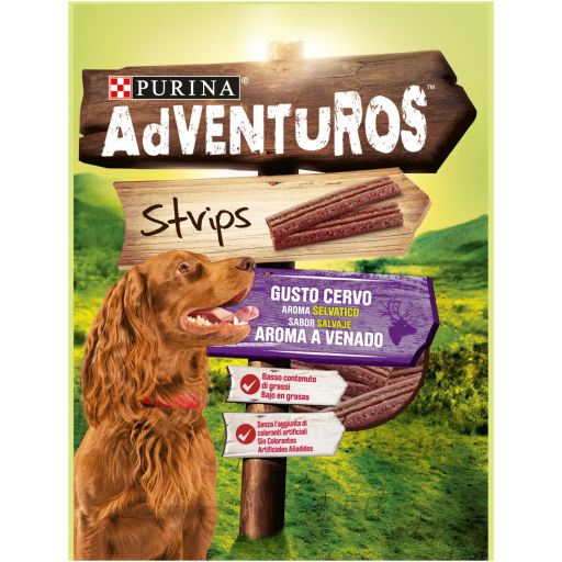 Strips Cerf 90 g 90 GR Adventuros
