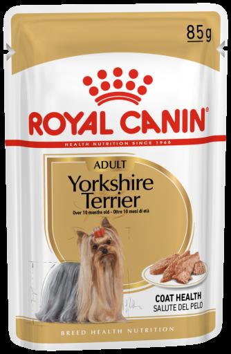 Yorkshire Terrier Adult 85 gr Royal Canin
