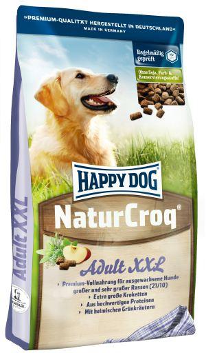Naturcroq Xxl Large Croquettes 15 Kg Happy Dog