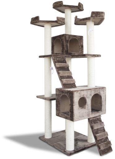 Arbre pour Chats - Chester 60x50x175 cm Hami Form