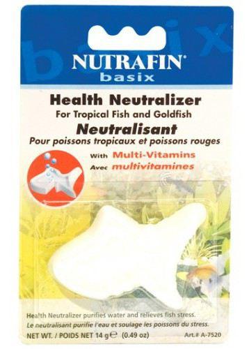 Bloc Neutralisateur Nutrafin 14g 20 GR Hagen
