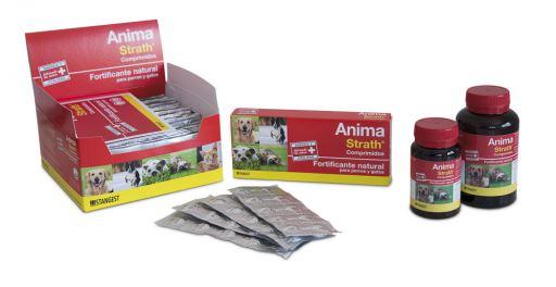 120 Comprimés en Boîte 120 Comprimés Anima Strath