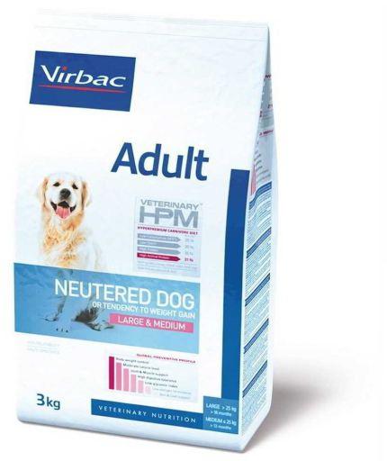 Veterinary HPM Adult Neutered Dog Large & Medium