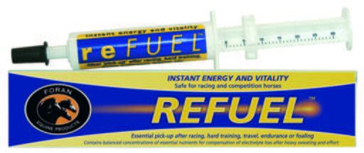 Refuel Syringe Electrolytic Gel