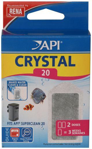 Crystal Superclean20 X2 2 API