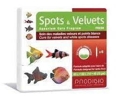 Spots & Velvets Freshwater 6 Ampoules Prodibio
