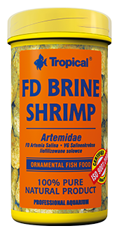 Fd Brine Shrimp 150 ml 150 ml Tropical