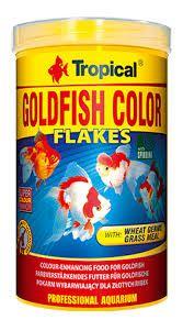 Goldfish Couleur 250 ml 250 ml Tropical