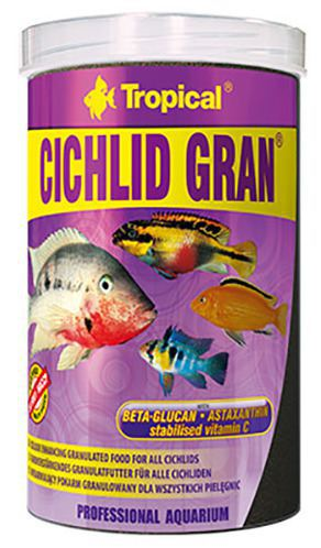 Cichlid Gran 250 ml Tropical