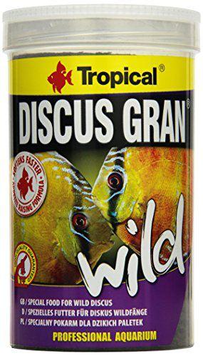 Discus Gran Wild 1000 ml 1 L Tropical