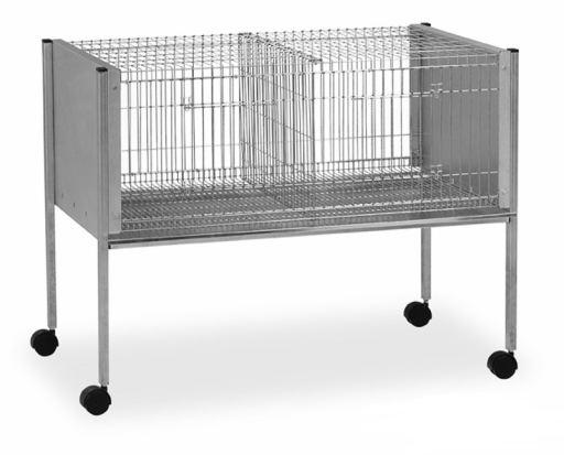 Cage Exposition P-25 1 Étage. Gaun