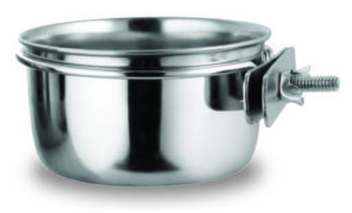 Mangeoire Inox 250 Ml. 250 ml Gaun